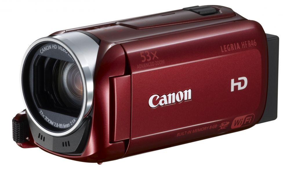 Canon_LEGRIA_HF_R46_WiFi_3_szinben_fekete