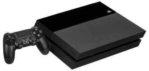 Sony PlayStation PS4 500GB játékkonzol fekete